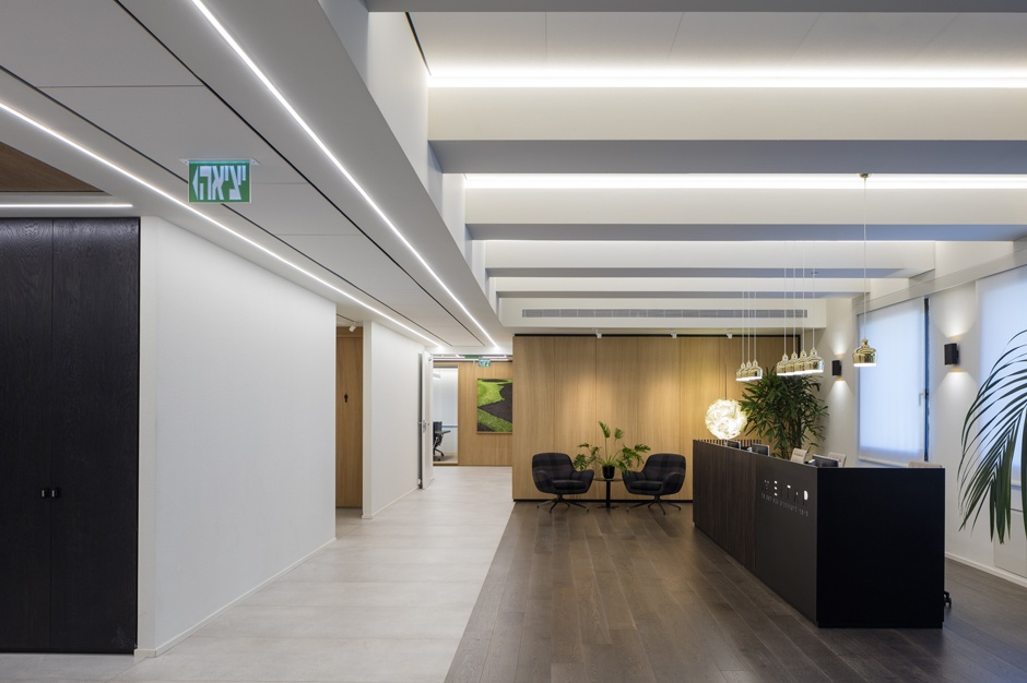Rtld Lighting Design Law Firm Office